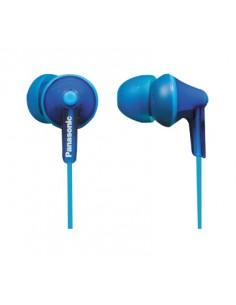 Panasonic RP-HJE125E-A kuulokkeet ja kuulokemikrofoni In-ear 3.5 mm liitin Sininen Panasonic RPHJE125EA - 1
