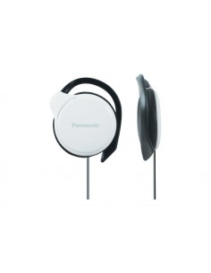 Panasonic RP-HS46E-W hörlur och headset Hörlurar Öronkrok Svart, Vit Panasonic RPHS46EW - 1