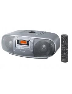 Panasonic RX-D50 Digital 8 W Silver Panasonic RXD50AEGS - 1
