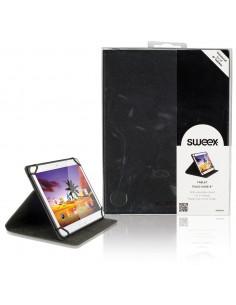"""Sweex SA320V2 tablet case 20.3 cm (8"""") Folio Black Sweex SA320V2 - 1"""
