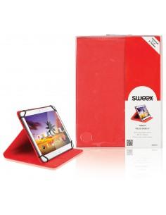 "Sweex SA322V2 taulutietokoneen suojakotelo 20.3 cm (8"") Folio-kotelo Punainen Sweex SA322V2 - 1"