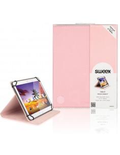 """Sweex SA324V2 iPad-fodral 20.3 cm (8"""") Folio Rosa Sweex SA324V2 - 1"""