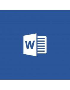 Microsoft Word Microsoft 059-07521 - 1