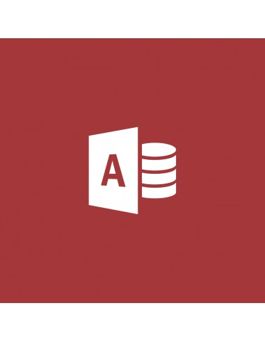 Microsoft Access Microsoft 077-02490 - 1