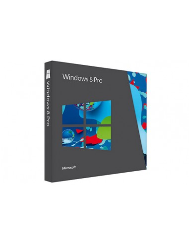 Microsoft Windows 8 Pro GGK 64-bit SE (OEM) Microsoft 4YR-00069 - 1