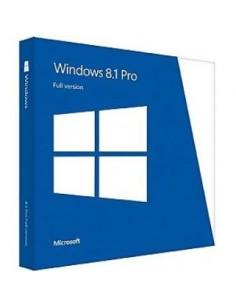 Microsoft Windows 8.1 Pro, 64-bit, DSP, OEI, GGK, SE Microsoft 4YR-00155 - 1