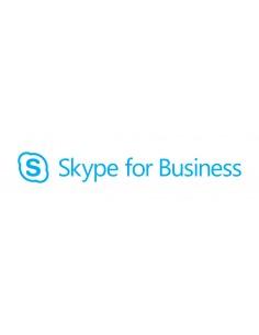 Microsoft Skype f/ Business Server 1 lisenssi(t) Monikielinen Microsoft 5HU-00158 - 1