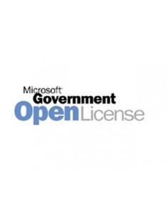 Microsoft 5HU-00286 programlicenser/uppgraderingar 1 licens/-er Microsoft 5HU-00286 - 1