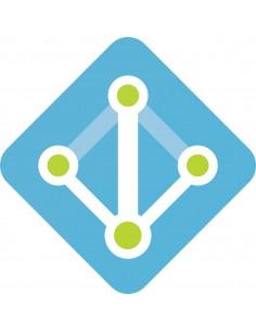 Microsoft Azure Active Directory Premium P2 Microsoft 6EM-00005 - 1