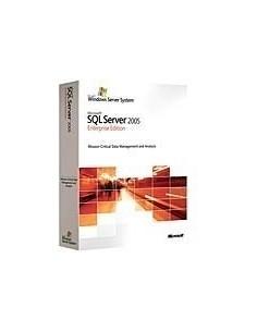 Microsoft SQL Server 2005 Enterprise Edition, Win32 EN SA OLV NL 1YR Acq Y3 Addtl Prod Englanti Microsoft 810-04897 - 1