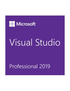 Microsoft Visual Studio Professional 2019 1 lisenssi(t) Microsoft C5E-01371 - 1