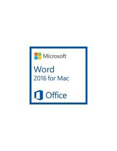 Microsoft Word for Mac 2016. 1u Microsoft D48-01092 - 1