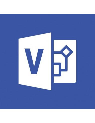 Microsoft Office Visio Microsoft D86-01173 - 1