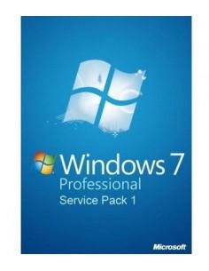Microsoft Windows 7 Professional SP1 Microsoft FQC-08673 - 1