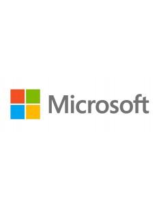 Microsoft Core Infrastructure Suite Microsoft FUD-01209 - 1