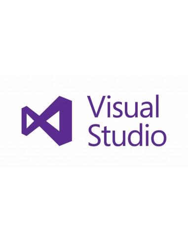 Microsoft Visual Studio Test Professional w/ MSDN Microsoft L5D-00121 - 1