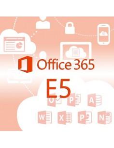 Microsoft Office 365 Enterprise E5 1license(s) Monikielinen Microsoft T4N-00006 - 1