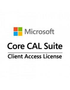 Microsoft Core CAL Suite 1 license(s) License Microsoft W06-00018 - 1