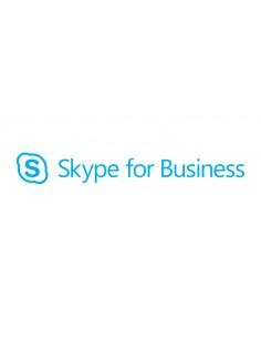 Microsoft MS OVL-NL LyncSvrPlusUCAL SA 1Y-Y2 AP 1 license(s) Microsoft YEG-00557 - 1