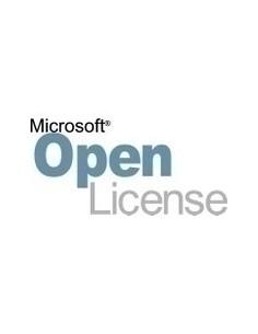 Microsoft SQL CAL, Pack OLP NL, License & Software Assurance, 1 user client access license, EN license(s) English Microsoft 359-