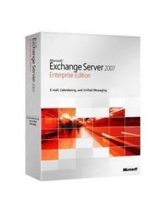 Microsoft Exchange Svr Ent, OLP NL, Software Assurance, 1 server license, EN lisenssi(t) Englanti Microsoft 395-02556 - 1