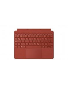 Microsoft Surface Go Type Cover näppäimistö QWERTZ englanti Punainen Microsoft KCT-00065 - 1