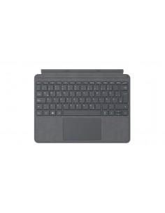 Microsoft Surface Go Type Cover näppäimistö QWERTZ englanti Platina Microsoft KCT-00105 - 1