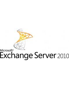Microsoft Exchange Server 2010 Enterprise CAL, Sngl, L/SA, OLP-NL, UsrCAL w/o Srvcs Microsoft PGI-00426 - 1
