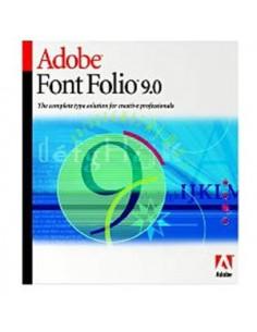 Adobe Font Folio 9 1 lisenssi(t) Englanti Adobe 54010649AF01A00 - 1