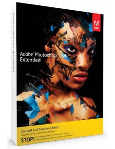 Adobe CLP-E Photoshop CS6 Extended Adobe 65171079AB02A00 - 1
