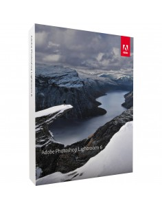 Adobe Photoshop Lightroom v6 Adobe 65237515AB00A00 - 1
