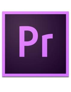 Adobe Premiere Pro CC 1 lisenssi(t) Englanti Adobe 65271168BC02A12 - 1