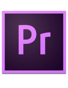 Adobe Premiere Pro CC 1 lisenssi(t) Englanti Adobe 65271521BB01A12 - 1