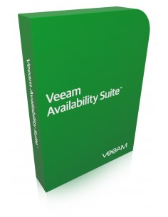 Veeam Availability Suite Lisenssi Veeam V-VASENT-VS-P0000-U8 - 1