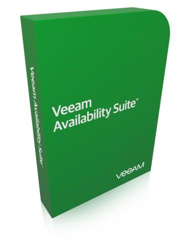 Veeam Availability Suite Lisenssi Veeam V-VASENT-VS-P0000-U8 - 1