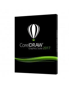Corel CorelDraw Graphics Suite 2017 15+1U Flerspråkig Corel LCCDGS2017MLCRA - 1