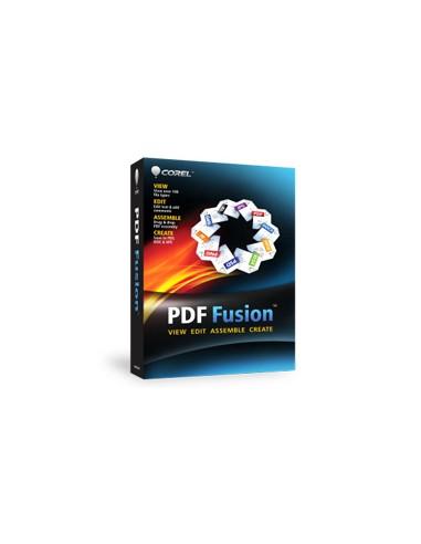 Corel PDF Fusion, MNT, 501-1000u, 1Y, ML Corel LCCPDFFMLMNT1H - 1