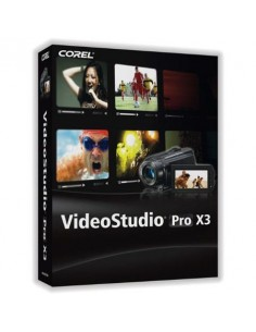 Corel VideoStudio Pro X3, 11-25u, Multi Corel LCVSPRX3MLB - 1