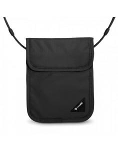 Pacsafe Coversafe X75 lompakko Unisex Polyesteri Musta Pacsafe 10148100 - 1