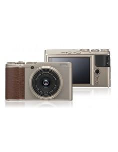 Fujifilm XF10 Kompaktkamera 24.2 MP CMOS 6000 x 4000 pixlar Guld Fujifilm 16583494 - 1