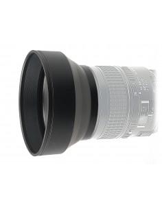 Kaiser Fototechnik 6822 objektiivin suojus 5.5 cm Musta Kaiser Fototechnik 6822 - 1