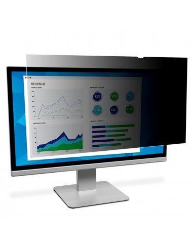3M Sekretessfilter till widescreen-skärm 23 tum 3m 7000021450 - 1