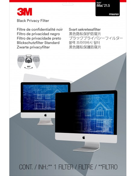 3M Sekretessfilter till Apple® iMac® 21.5 tum 3m 7000059593 - 2