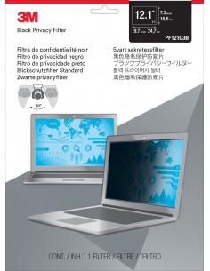 "3M PF121C3B Frameless display privacy filter 30.7 cm (12.1"") 3m PF121C3B - 1"
