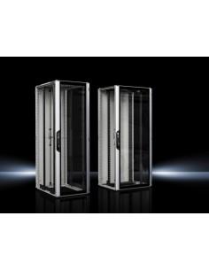 Rittal 5304.126 rack cabinet 24U Freestanding Black, Grey Rittal 5304126 - 1