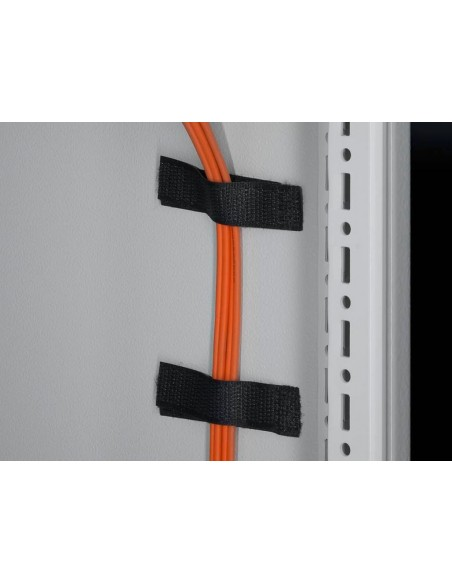 Rittal 7111.350 Cable organizer Rack holder Black Rittal 7111350 - 2