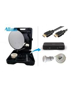 Doebis 9101550 satelliittiantenni Valkoinen Allvision 9101550 - 1
