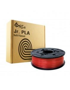 XYZprinting RFPLCXEU02A Material för 3D-utskrifter Polylaktidsyra (PLA) Röd 600 g  RFPLCXEU02A - 1