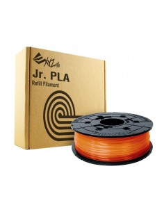 XYZprinting RFPLCXEU07B 3D printing material Polylactic acid (PLA) Orange 600 g  RFPLCXEU07B - 1
