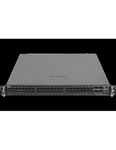 QCT QuantaMesh BMS T1048-LB9 Hallittu L2/L3 Gigabit Ethernet (10/100/1000) 1U Musta Quanta 1LB9BZZ0STR - 2
